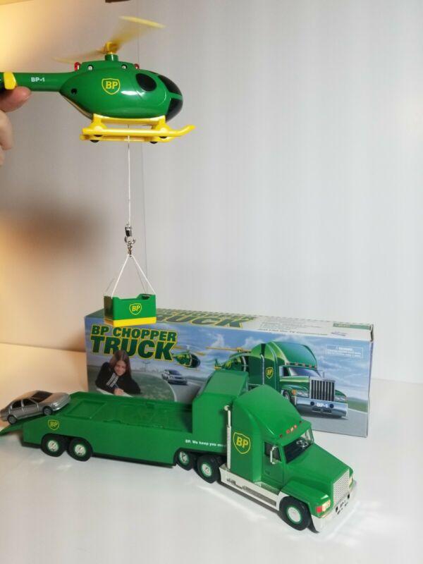 18 Wheeler BP Chopper Truck Toy