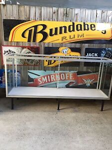 Display glass cabinet Strathpine Pine Rivers Area Preview