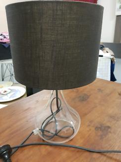 Target bedside lamp
