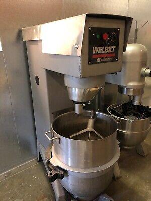 Welbilt Varimixer W140 140 Quart Commercial Bakery Mixer