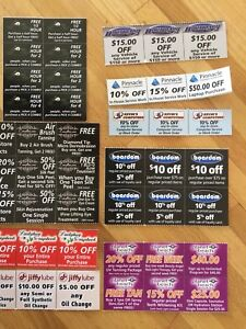 Coupons free