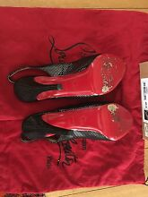 Christian Louboutin 120 Prive *reduced* Wembley Downs Stirling Area Preview
