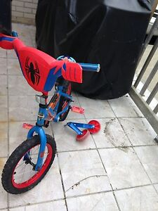 Bicyclette Spiderman 20$