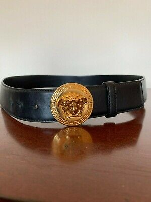 Versace Belt Men's Size 32-36
