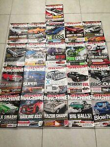 21x Street Machine Magazines Edithvale Kingston Area Preview