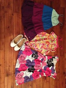 Girls Dresses and shoes