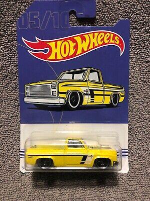 Hot Wheels 83 Silverado
