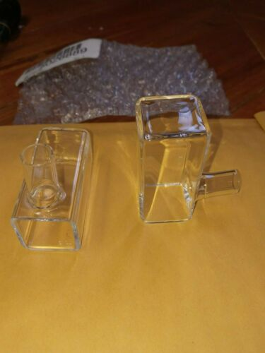 Hach 44907-00  Sample Cell for Series 5000 -Lot of 2