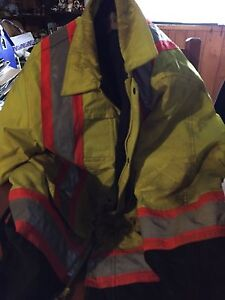 Winter Construction Coat XL