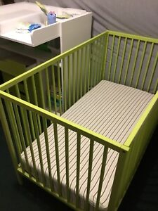Crib $60 mattress can be inc for $20