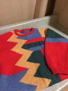 Boys Hand Knit Sweaters