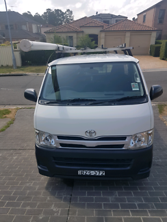 Toyota hiace 107635 Abbotsbury Fairfield Area Preview