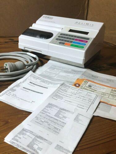 SDS KERR Demetron OptiMix Dental Amalgamator Digital Mixing System Model VCL100