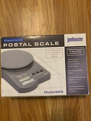 Digital Postal Scale - Pelouze Model Sp5 - 5 Lb2.2 Kg Capacity