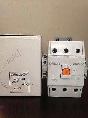 Cerus Orion Contactor  Crc 50  Ac24v