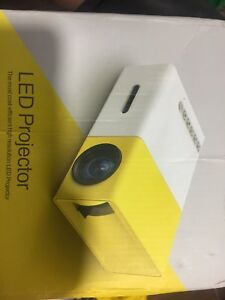 Small on the go projector