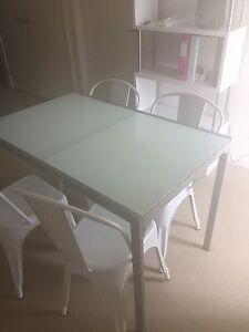Dining table and 4 chairs Robina Gold Coast South Preview