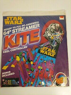 Vintage Star Wars Spectra Star Kites 1985 Darth Vader