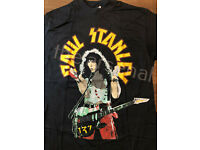 KISS Paul Stanley with Guitar EOTR  Men/'s Short Sleeve T Shirt