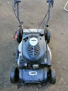 Self-propelled MTM 22 LAWN mower All working condition, first pull-sta