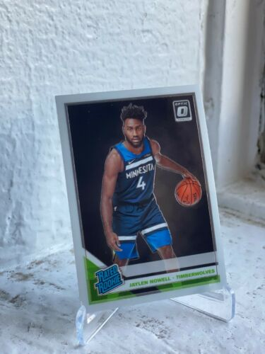 2019-20 DONRUSS OPTIC MINNESOTA TIMBERWOLVES JAYLEN NOWELL RC ROOKIE NO. 155