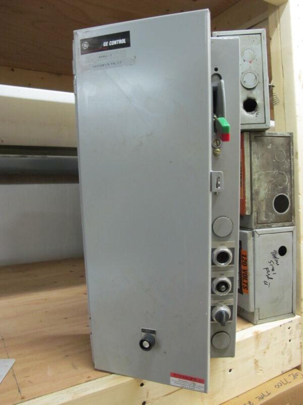GE 300 Line Size 2 Combo Mag Starter
