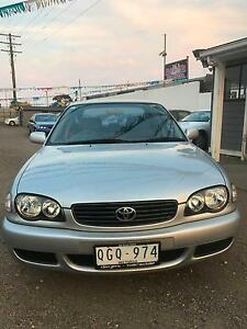 2000 Toyota Corolla Sedan Morwell Latrobe Valley Preview