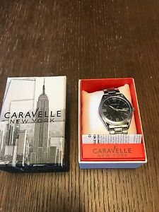Brand New! Caravelle Watch Mens Womens never worn