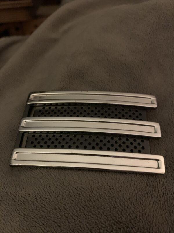 Adidas Trophy Belt Buckle (Golf) - Silver/Black