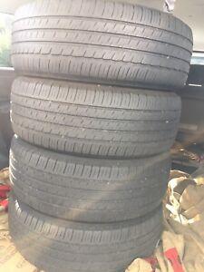 4-225/60R18 Michelin all season