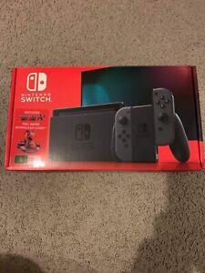 Nintendo Switch Grey Console