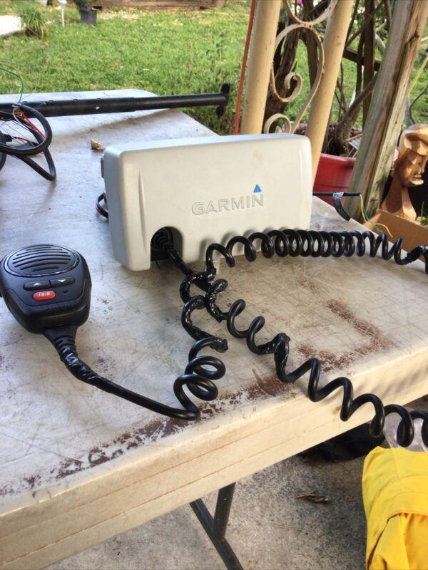 Garmin Vhf100 Radio Marine Receiver