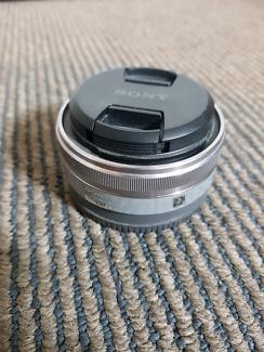 Sony E-mount Pancake Lens 2.8/16