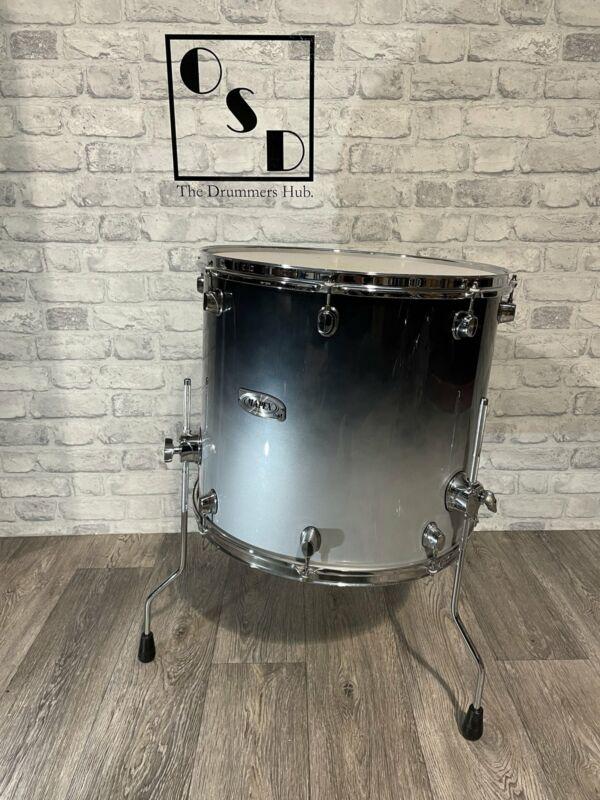 """Mapex Pro M Series Floor Tom Drum 18""""x16"""" / Drum Hardware"""