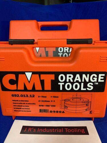 CMT Tools 692.013.12 -13-PCS MOLDING & PROFILE SET