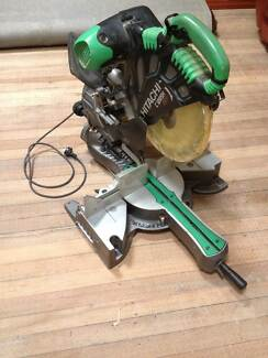 Hitachi C12RSH Compound Mitre Saw Largs Bay Port Adelaide Area Preview