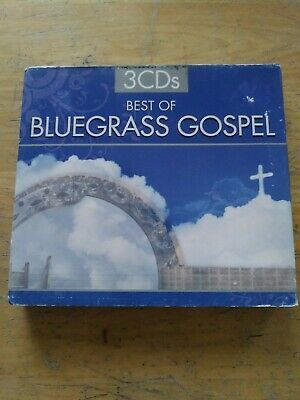 Best Of Bluegrass Gospel 3-cd