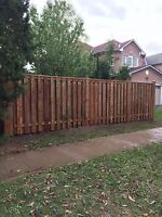 Spring is here !! Fences , fence repairs , posts , post repairs