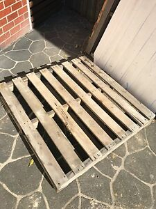 Timber pallets - 5 available Gowanbrae Moreland Area Preview