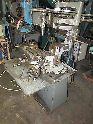 Pries 2-dimensional Panto-engraver Engraving Machine Model 2d-4 - Nice