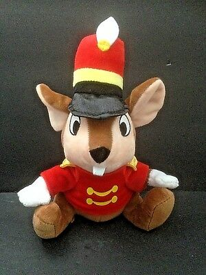 Disney Parks Timothy Q. Mouse Plush Doll In Circus Outfit from Dumbo Movie 9
