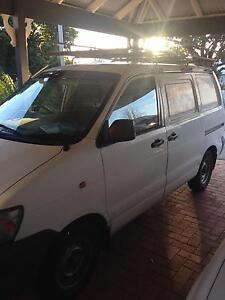 2002 Toyota Townace Van/Minivan Lathlain Victoria Park Area Preview
