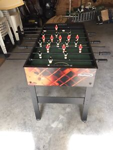FOOSBALL TABLE - MUST GO NOW