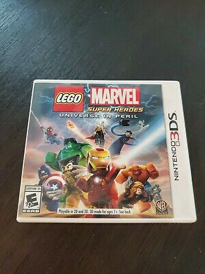 LEGO Marvel Super Heroes for Nintendo 3DS NINTENDO 3DS Action / Adventure