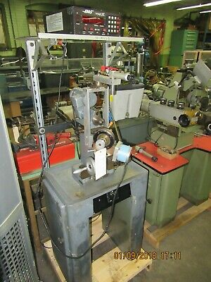 Aciera Model F1 Universal Precision Milling Machine Equipped With Haas Cnc -5c