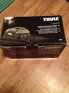 NEW Thule Quest Rooftop Carrier