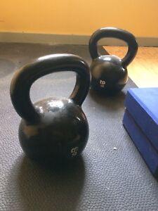 Kettle bell 32kg