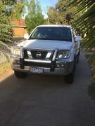 2010 Nissan navara d40 st Bendigo Bendigo City Preview