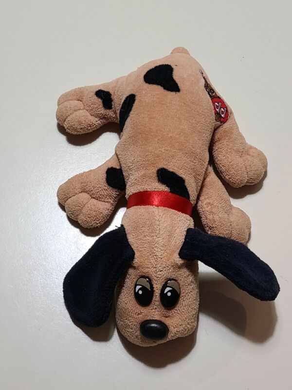 """7"""" plush Pound Puppies doll, made by Tonka 1986, good condition"""