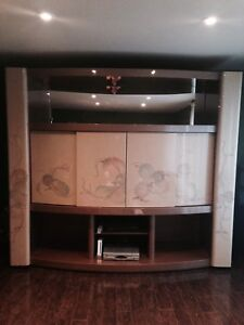 TV Bar Storage Unit